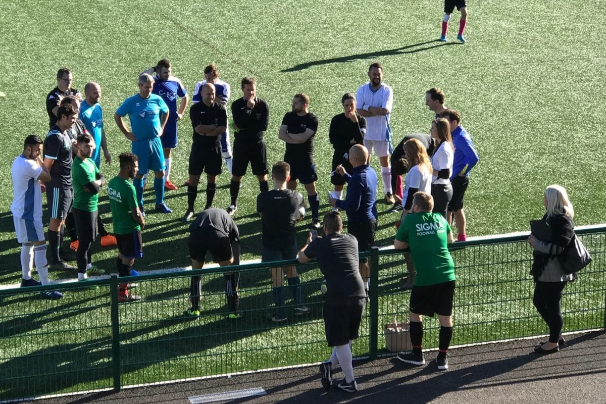 Qualco UKs charity football tournament returns 1 August 2019