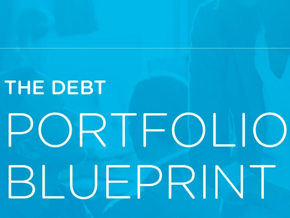 5 steps debt portfolio landscape
