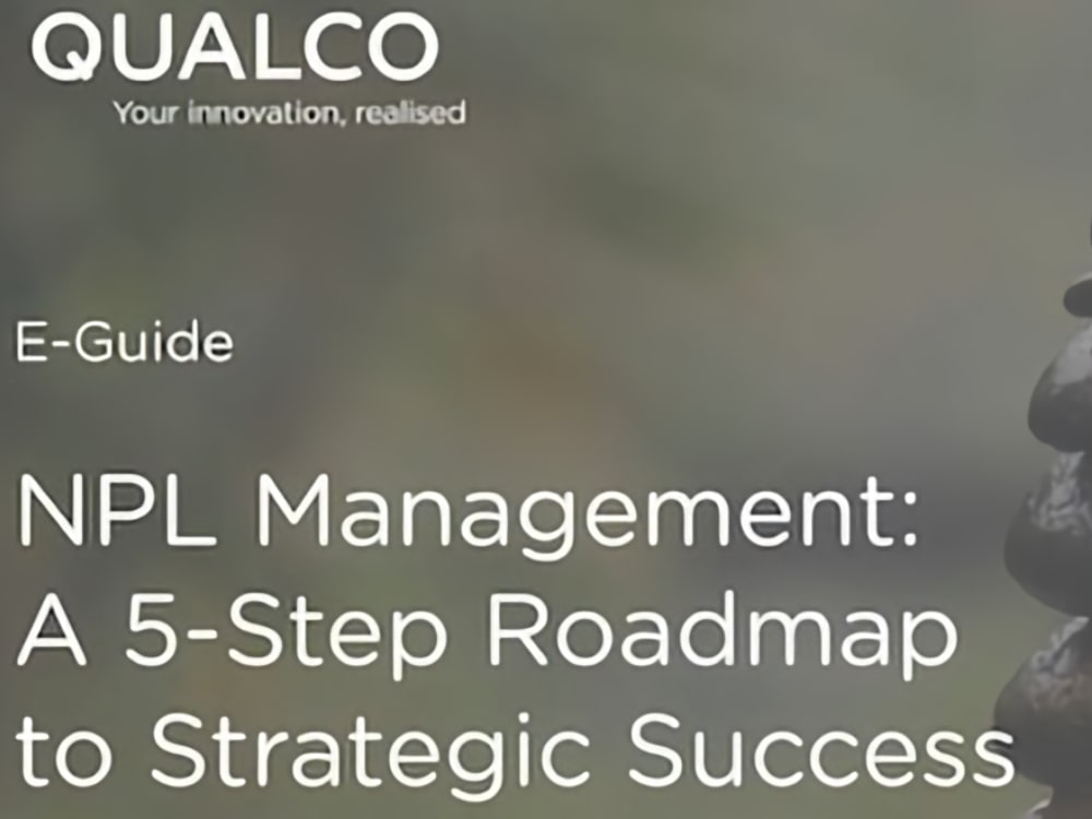 Qualco UK publishes guide on NPL management