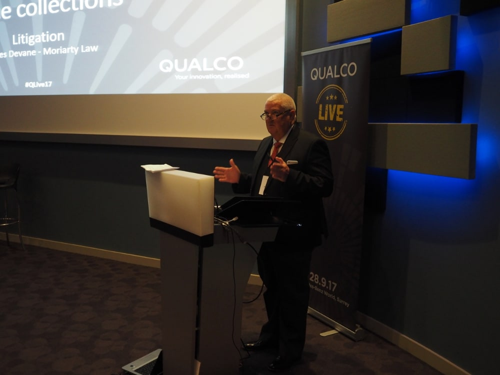 Qualco Live! Specialist showcase: litigation