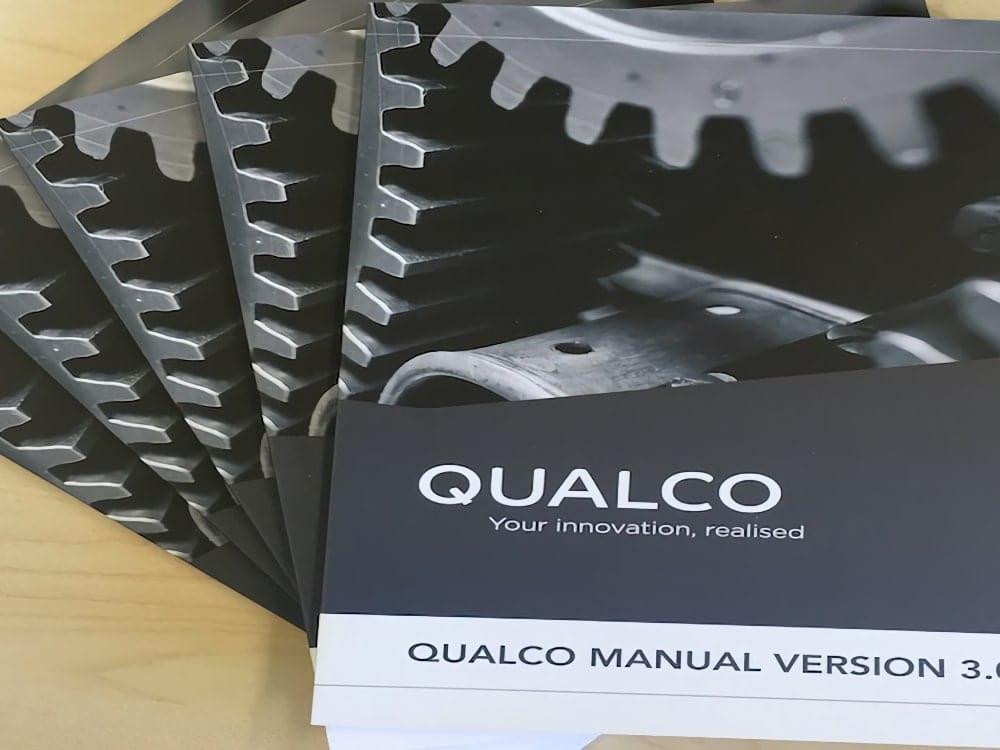 Qualco Manuals