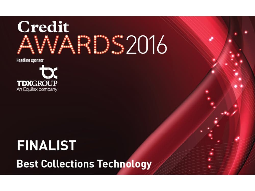 Qualco shortlisted for Best Collections Technology at industry awards